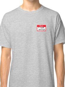 Social construct Classic T-Shirt