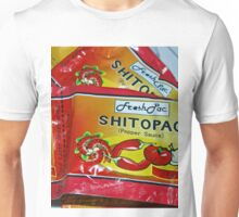 Shito.. not shit.... Very Hot pepper Sauce from Ghana, West Africa Unisex T-Shirt