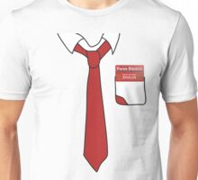 Shaun of the Dead Shirt and tie Unisex T-Shirt