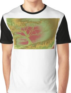 Heart tree Graphic T-Shirt