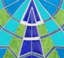 star rays 4 Sticker
