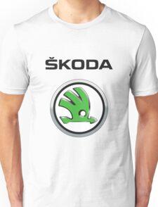 Skoda Logo Unisex T-Shirt