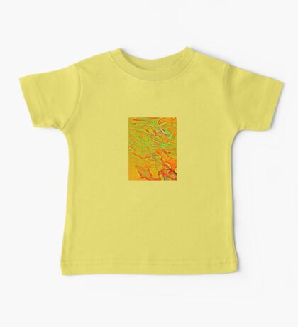 Bloodynature abstract Baby Tee
