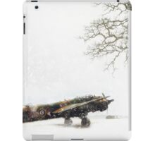 No Flying Today iPad Case/Skin