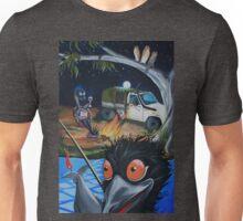 Relaxing Emus  Unisex T-Shirt