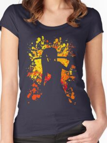 erza Women's Fitted Scoop T-Shirt