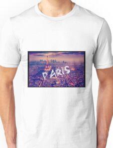 Paris city Unisex T-Shirt
