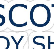 Scotty Sticker