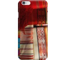 Handwoven Table Cloths iPhone Case/Skin