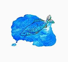 Fish in a Puddle Unisex T-Shirt