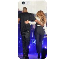 beyoncé and jay z iPhone Case/Skin