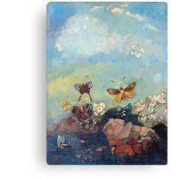 Butterflies - Butterflies Canvas Print