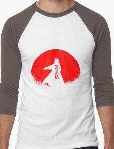 minato Men's Baseball ¾ T-Shirt