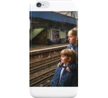 The Railway children iPhone Case/Skin