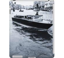 Water Taxi iPad Case/Skin