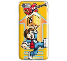 Marty Bros! iPhone Case/Skin
