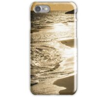 Silver and Gold iPhone Case/Skin
