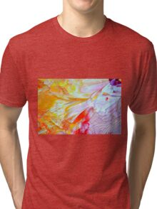 sinful butterfly wings Tri-blend T-Shirt