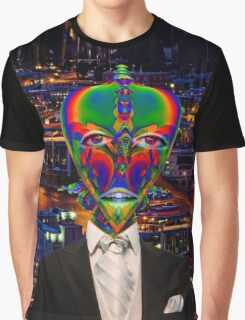 Alien Night Out Graphic T-Shirt