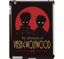 vash AND wolfwood iPad Case/Skin