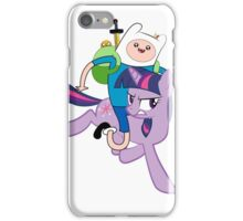 Twilight and Finn iPhone Case/Skin