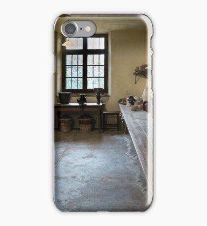 Dunham Massey -Kitchen(back room) iPhone Case/Skin