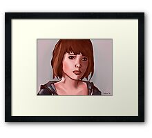 Max Caulfield Framed Print