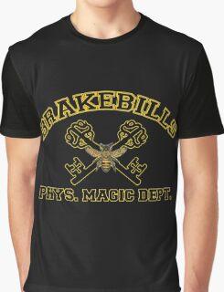 Brakebills Physical Magic Department BEST QUALITY Graphic T-Shirt