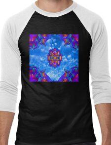 Sky Horizon Men's Baseball ¾ T-Shirt