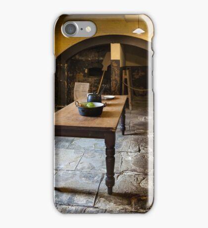 Dunham Massey -Kitchen 2 iPhone Case/Skin