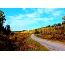 Whiteshell Provincial Park Photographic Print