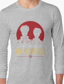 vash AND wolfwood Long Sleeve T-Shirt