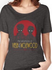 vash AND wolfwood Women's Relaxed Fit T-Shirt