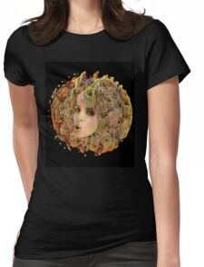 Organic Planet Womens Fitted T-Shirt