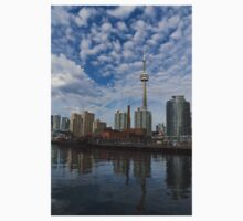 Reflecting on Toronto and Harbourfront Kids Tee