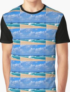 North Shore Turquoise - Impressions of Hawaii  Graphic T-Shirt