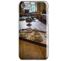 Dunham Massey - Bulter's room3 iPhone Case/Skin