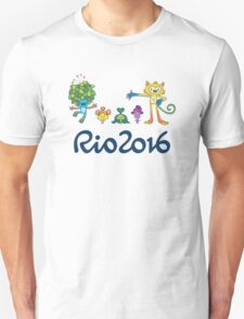 Vinicius, Tom and Friends Unisex T-Shirt