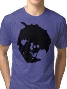 crater pool Tri-blend T-Shirt