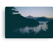Bowen Island, Vancouver #1 Canvas Print