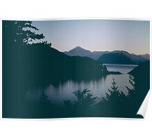 Bowen Island, Vancouver #1 Poster
