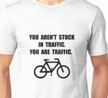 Bike Traffic Unisex T-Shirt