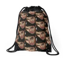 Darren Criss Drawstring Bag