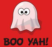 Boo Yah Ghost Kids Tee