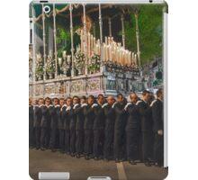 Devotion to the faith iPad Case/Skin