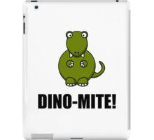 Dino Mite Dinosaur iPad Case/Skin