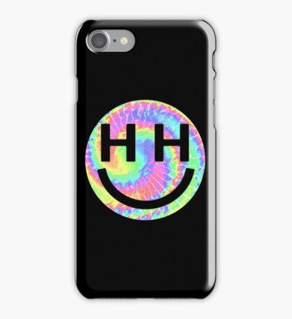 Happy Hippie Foundation Logo [Tie-Dye] iPhone Case/Skin