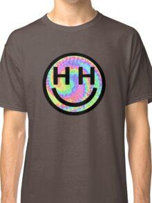 Happy Hippie Foundation Logo [Tie-Dye] Classic T-Shirt