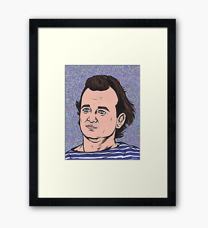 What About Bob? Framed Print