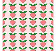 Radish pattern Photographic Print